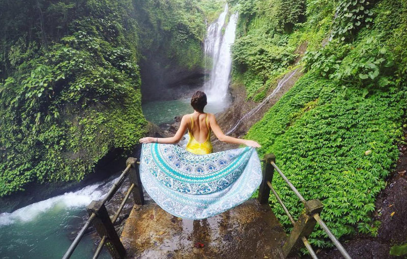 Alingaling Waterfall