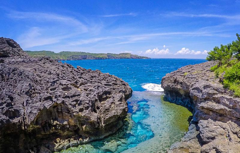 Angle Billabong Nusa Penida