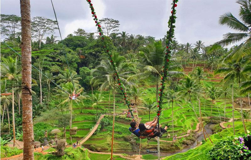 Fun activities for honeymoon in Bali